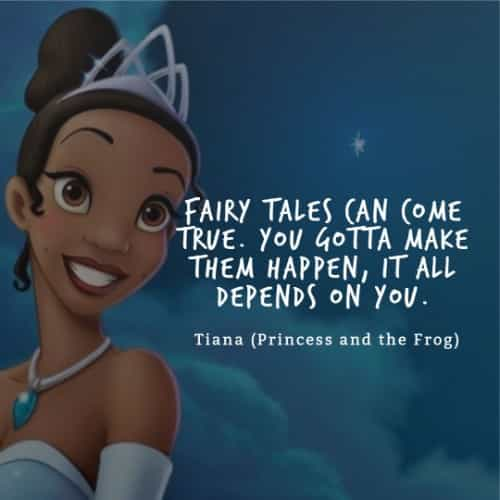 inspiring princess and the frog quotes
