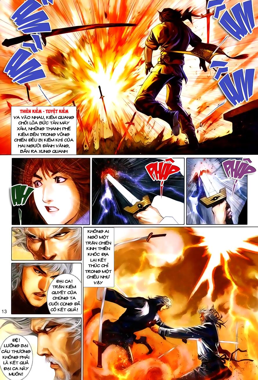 Phong Vân chap 410 Trang 13