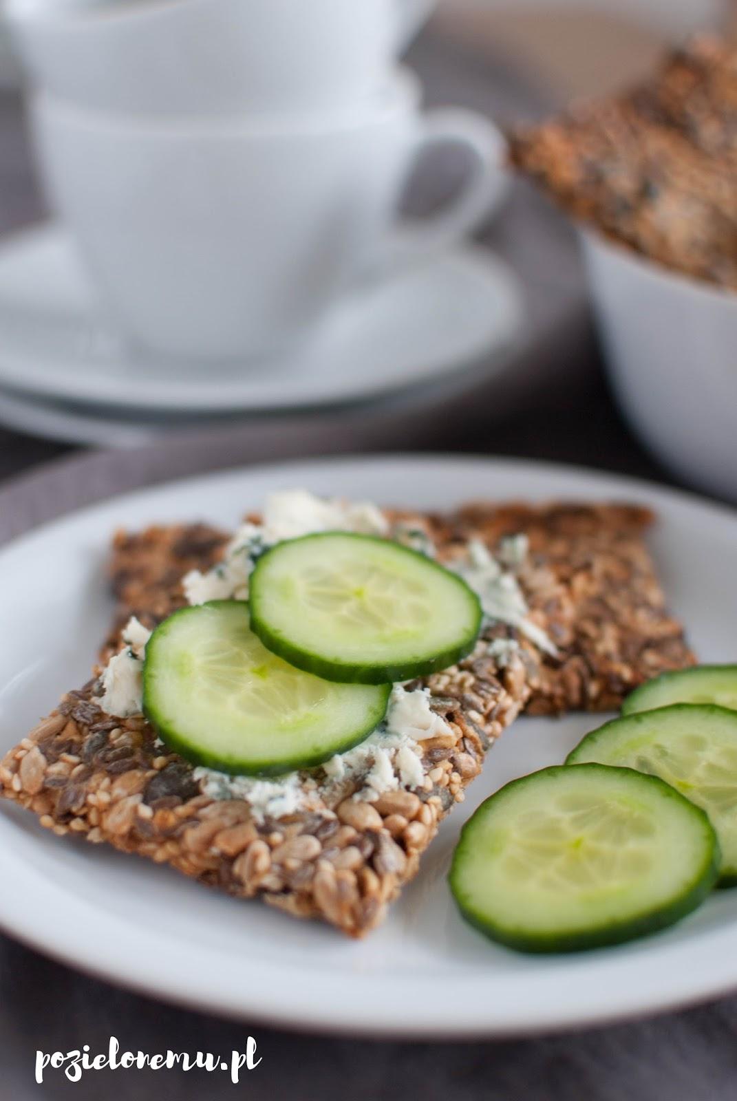 Knekkebrød, czyli chrupki chlebek z Norwegii