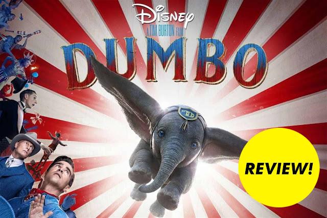 Dumbo recensione