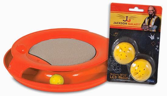 игрушка для котят Galaxy spiral Джексона Гэлакси