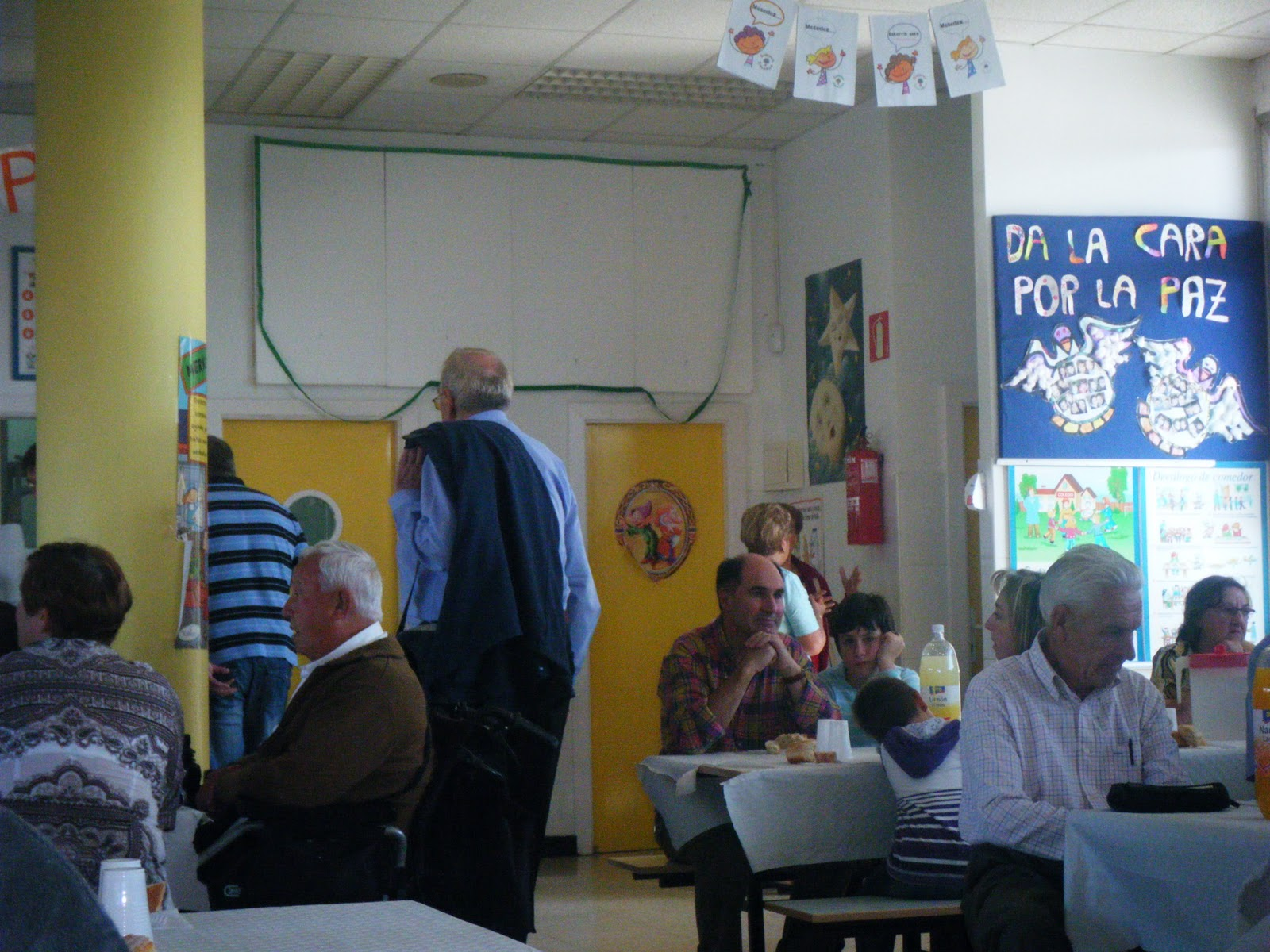 Octubre 2011: Nuestras Celebraciones: Octubre 2011