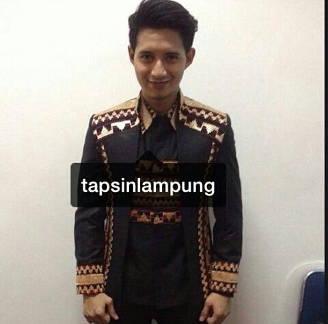 Kain Tapis Lampung January 2016