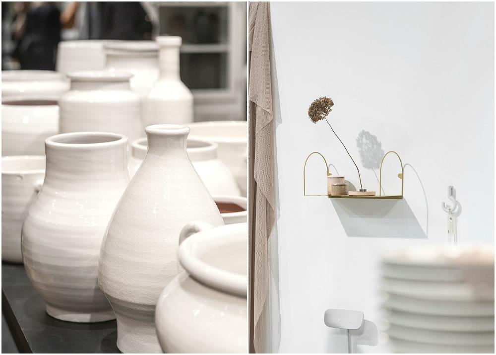 Formex, messut, tradefair, sisustus, sisustaminen, interior, inredning, inspiration, sisustusinspiraatio, Visualaddict, valokuvaaja, Frida Steiner, natural, white, ceramics, PB Home