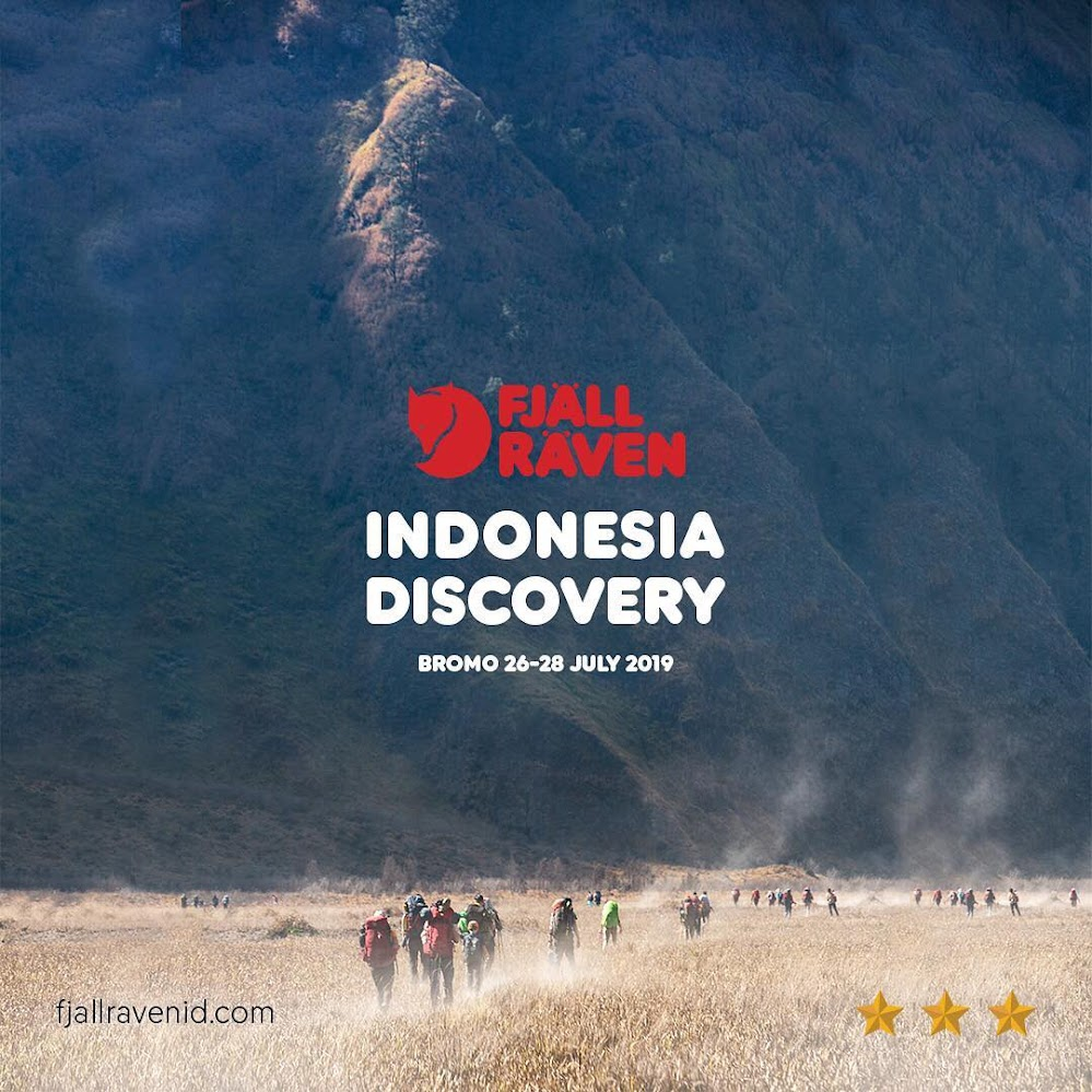 Fjällräven Indonesia Discovery • 2019