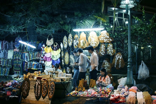 Da Lat's delicious night market 2