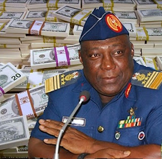 $1m Raw cash Found In GEJ CDS, Badeh's N1b Abuja Mansion, All SEIZED