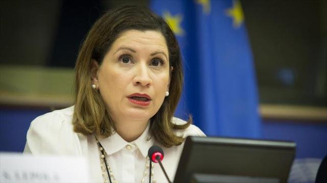 Caracas acusa a la UE de promover una 'guerra civil' en Venezuela