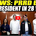 PRRD RECORDS BEST LEADER FOR THE PAST 28 YEARS ACCORDING TO SURVEY