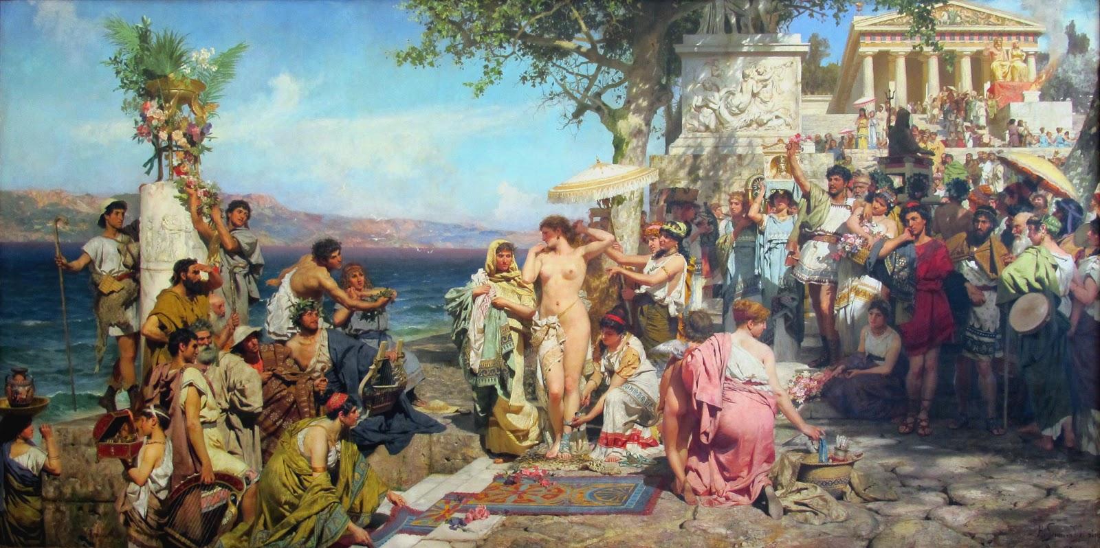 Οι Έλληνες που επισκέφτηκαν την Αίγυπτο την αρχαία εποχή