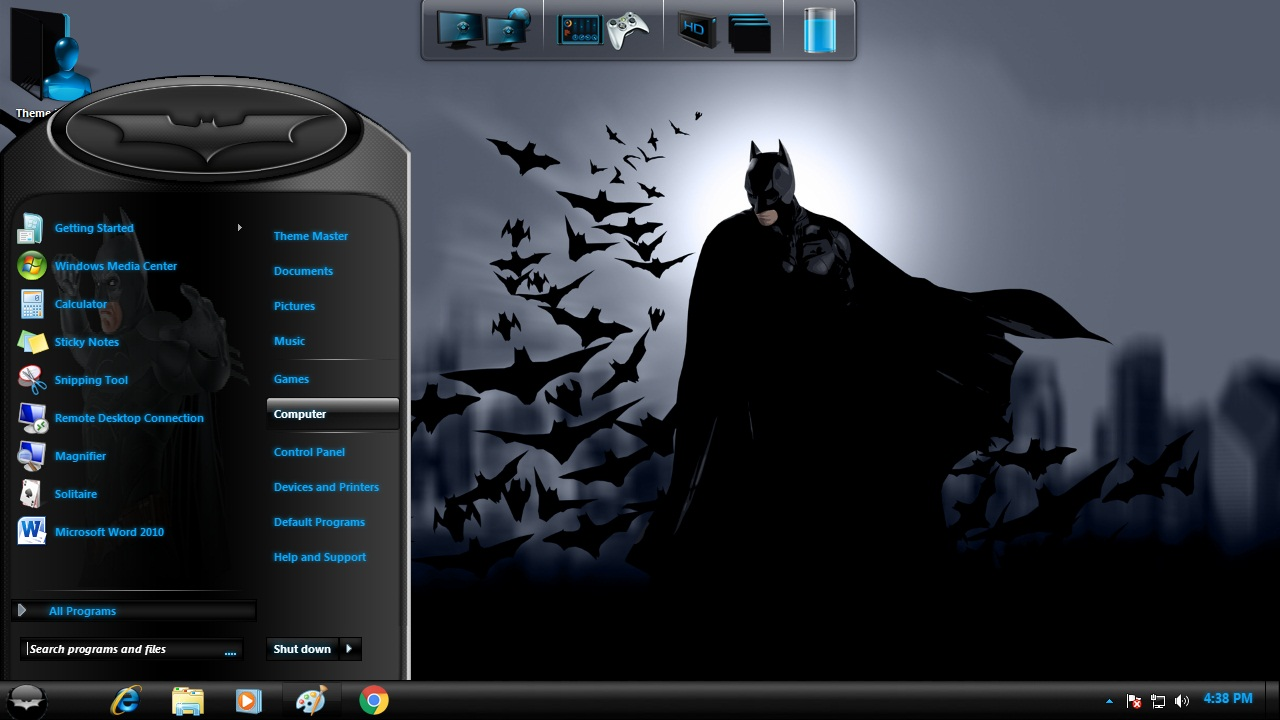 How to install Batman Gotham Transformation Pack on Windows XP
