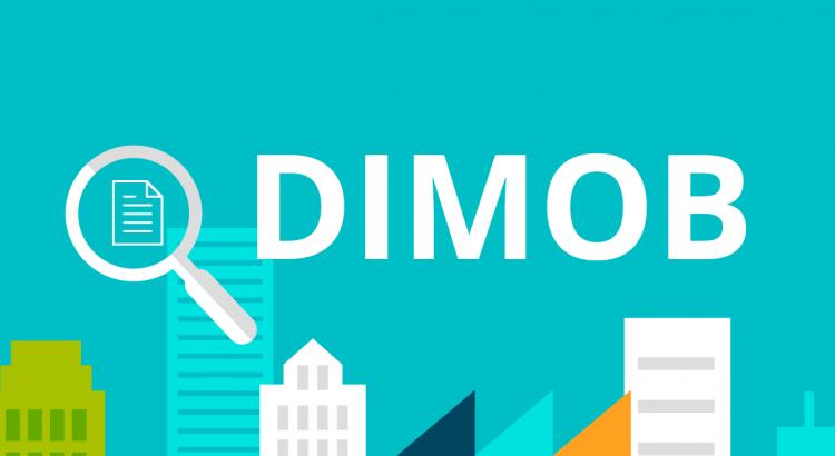 A entrega obrigatória do DIMOB