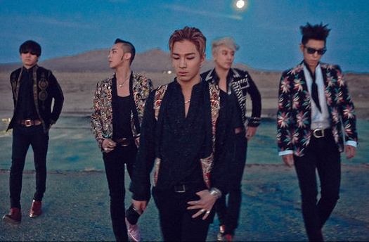 lirik lagu big bang - loser terjemahan indo english dan romanization