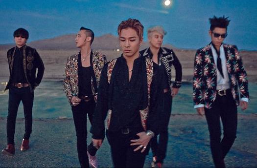lirik lagu big bang - loser terjemahan indo english dan romanization