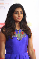 Eesha in Cute Blue Sleevelss Short Frock at Mirchi Music Awards South 2017 ~  Exclusive Celebrities Galleries 027.JPG