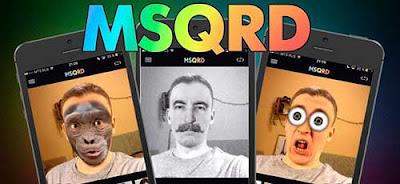 تحميل تطبيق MSQRD APK  MOD مهكر اخر اصدار, تنزيل MSQRD مهكر, MSQRD APK  MOD