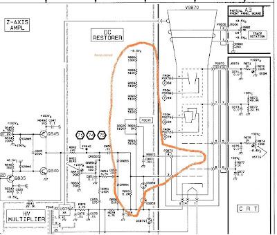 Jim & Linda: Tektonix Oscilloscope Repair