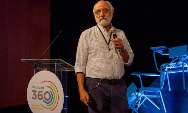 O neurocientista Roberto Lent cobra mais investimento e integração na elaboração de políticas públicas educacionais
