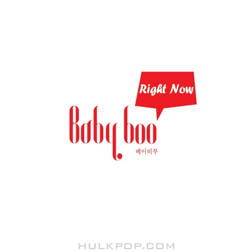 Baby Boo – Right Now – Single