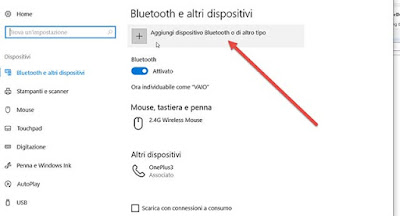associare-bluetooth