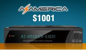 Colocar CS S1001 Azamérica s1001 Atualização Julho Agosto 2016 comprar cs