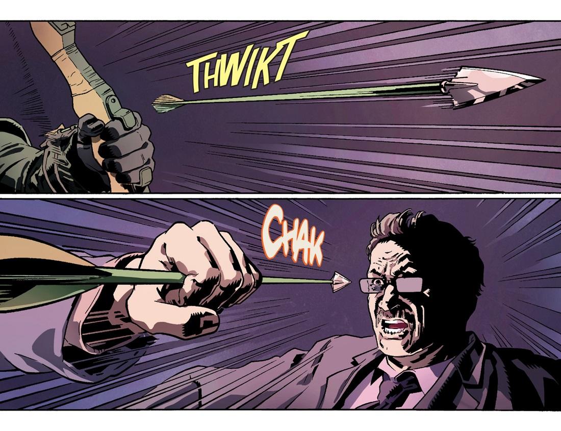 Arrow 2-เหยื่อ