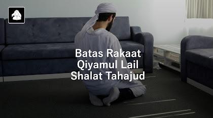 Hadits tentang Batasan Maksimal Rakaat Shalat Tahajud dan tidak boleh ada dua shalat penutup (witir) dalam satu malam