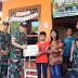 Satgas Yonif 711/Rks Merayakan Paskah Bersama Anak Panti Asuhan Pelita Kasih