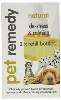 OFFER 5 in stock Pet Remedy Natural De-Stress and Calming Refill 2Pack 40 ml £10.50 Read info @DayUKDeals.com Pet Forum