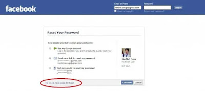 How Do You Recover Hacked Facebook Account