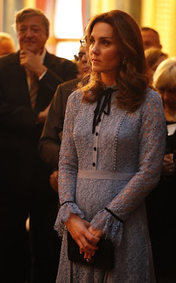 k21 Kate Middleton Makes First Public Appearance Since Announcing 3rd Pregnancy News