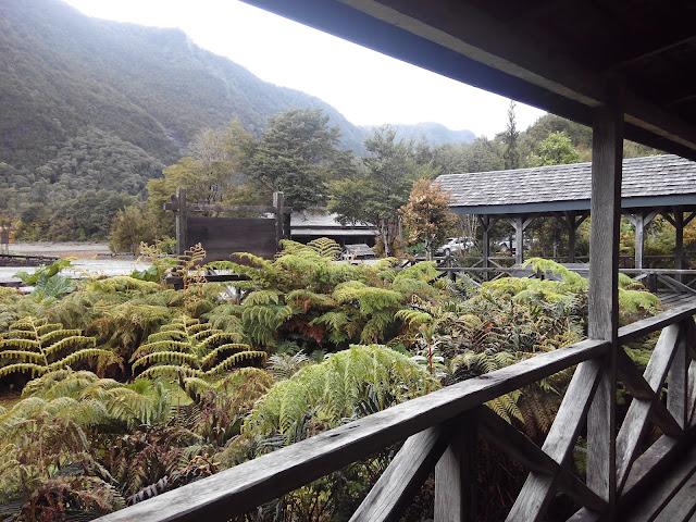 Caleta Gonzalo, Parque Pumalín, Chile