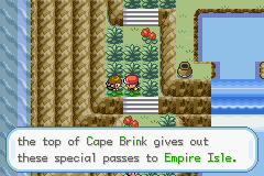 pokemon adventure empire isle screenshot 6
