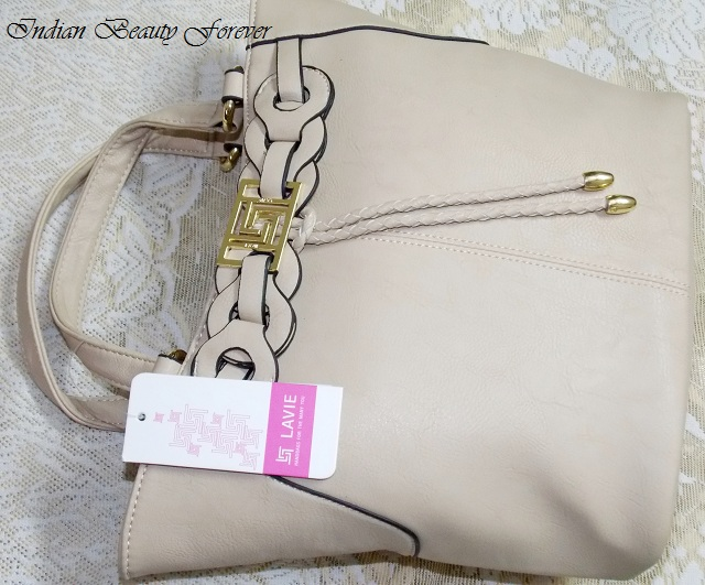Lavie Beige Shopper bag