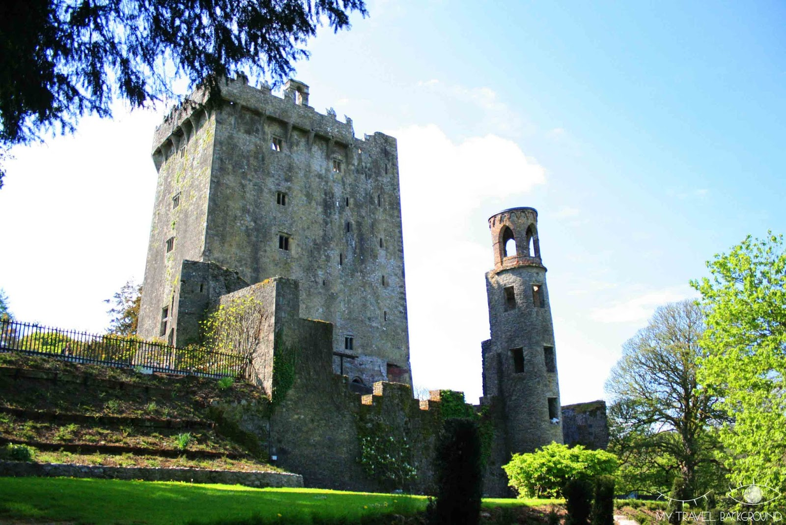 My Travel Background : 3 villes irlandaises, Blarney Castle