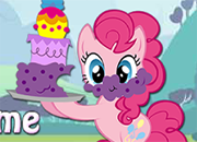 Pinkie Pie Cupcake Bounce juego
