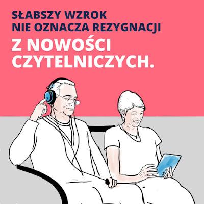 Podaruj babci i dziadkowi e-książkę! Akcja księgarni virtualo.pl