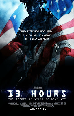 13 Hours The Secret Soldiers of Benghazi (2016) Bluray