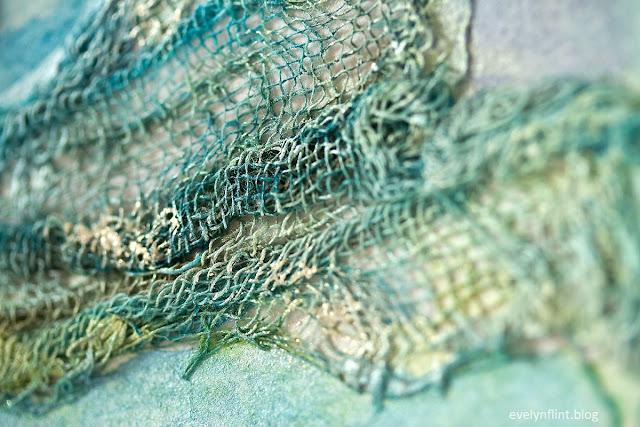 Fabric Collage Macro 6