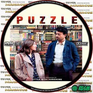 GALLETA PUZZLE -PUZLE-ROMPECABEZAS- 2018 - [COVER DVD]
