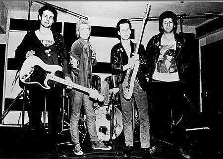 OLD, WEAK BUT ALWAYS A WANKER - THE PUNK YEARS: UK SUBS ...