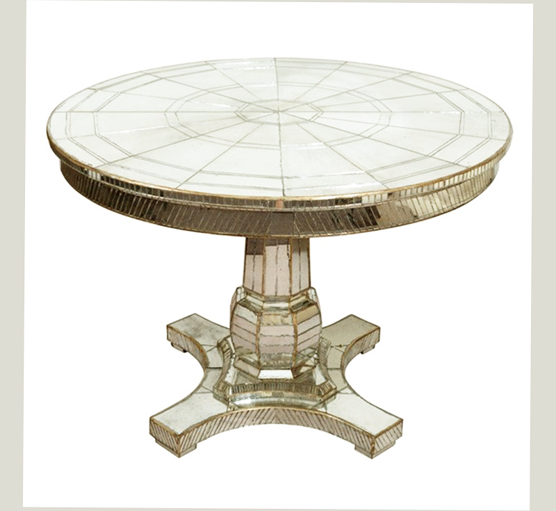 Mirrored Dining Room Set: Mirrored Dining Table For Dining Room BEST
