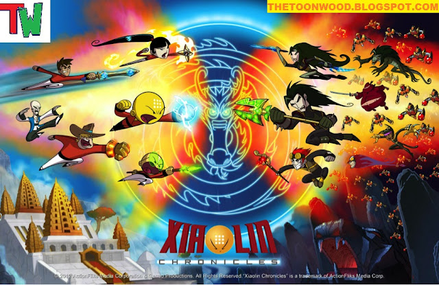 Watch Online And Download Xiaolin Chronicles HINDI Episodes In 720p HD