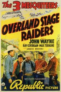 Watch Overland Stage Raiders Online Free in HD