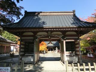 御室浅間神社神門