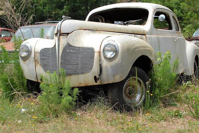 metamora herald junky car