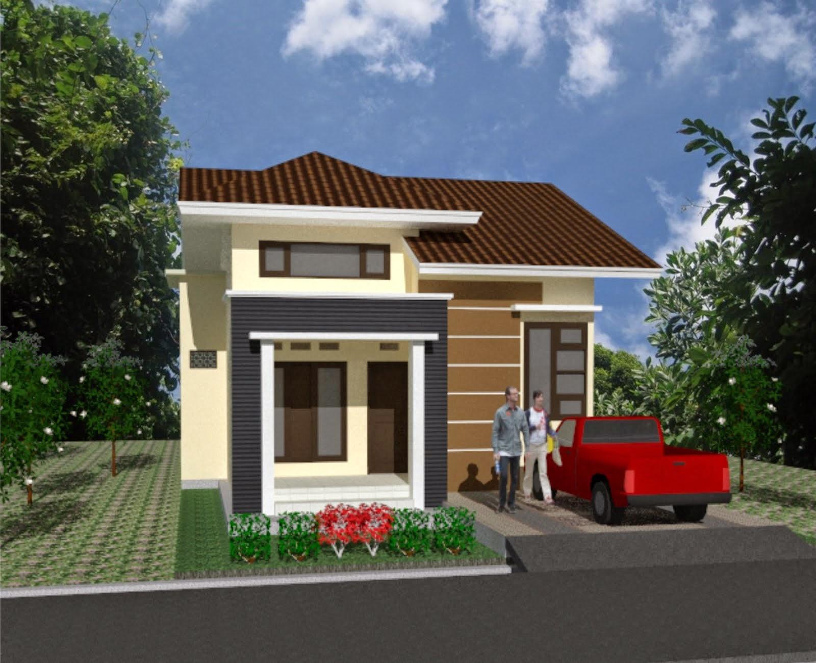 109 Gambar Rumah Minimalis Sederhana Dan Elegan Gambar Desain Rumah Minimalis