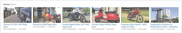 youtube - Qual delas te agrada mais?!