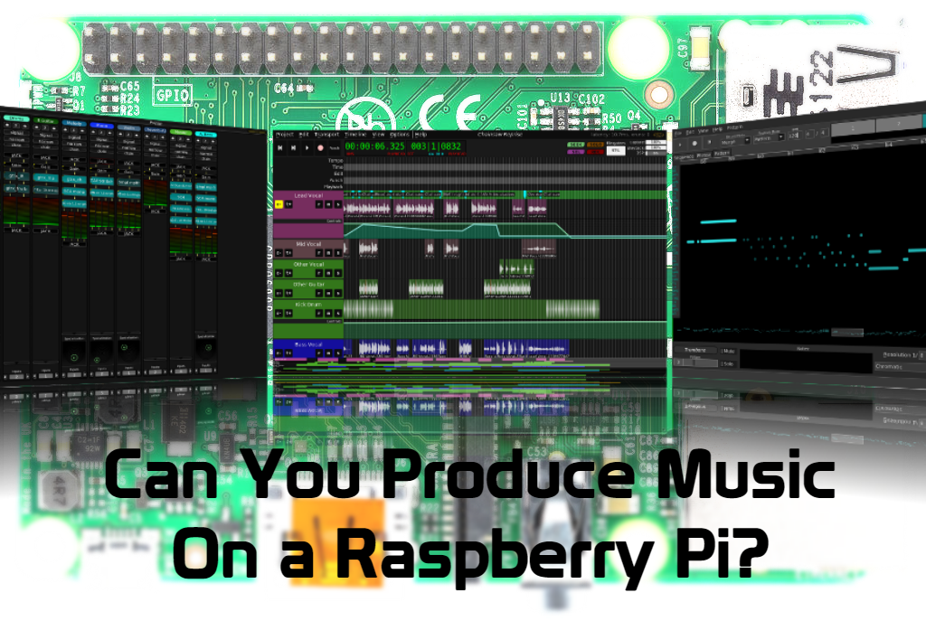 Can You Produce Music on a Raspberry Pi? - Audio Ordeal