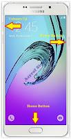 Hard Reset Samsung Galaxy A7 2016